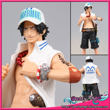 Japan Anime Original BANPRESTO KING OF ARTIST ONE PIECE Collection Figures - The Portgas D. Ace II