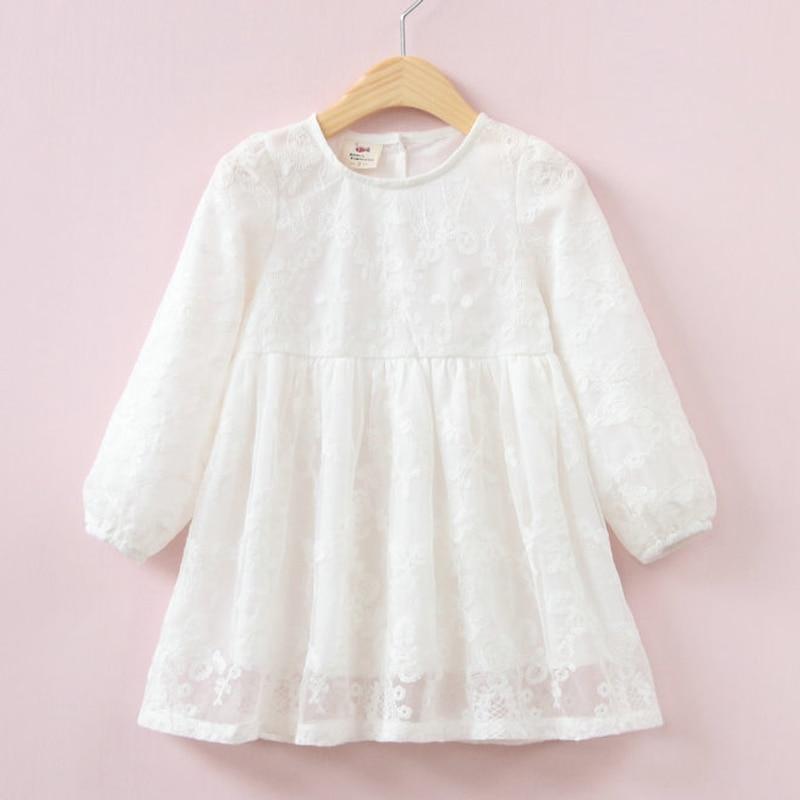 2017Girl Dresses Girls Dresses embroideryChildrens Clothing Dresses For Girl Vestido Infant Girl Clothes<br><br>Aliexpress
