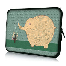 Elephant 10.1 11.6 12 13.3 14 15.6 17.3 Laptop Bag Notebook Pouch Cover Bags For Tablet Mini PC Fashion Case For Lenovo HP Asus(China)