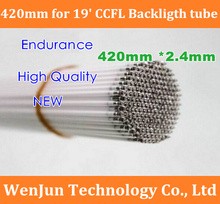 "20PCS High Quality  2.4*419mm 2.4*420mm CCFL tube Cold cathode fluorescent lamps for 19"" widescreen LCD monitor LCD Lamp"