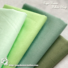 150x50cm Pure cotton cloth manual DIY background skin cloth solid color Forest green Active dyeing,shades please wash separately(China)