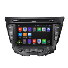 ROM 16G 1024*600 Quad Core Android  Fit Hyundai VELOSTER 2011 2012 2013 2014 2015 Car DVD Player Navigation GPS TV 3G Radio