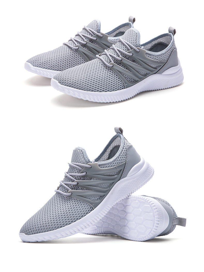 2018 New Arrivals Men's Fashion Summer Casual Shoes Man Sneakers Breathable Trainers Male Footwear Adult Krasovki Plus Size 45 48 Online shopping Bangladesh
