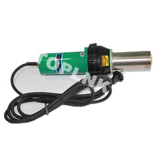 220V 3400W CE Manual Plastic Welder Gun PVC welding hot air gun torch(China)