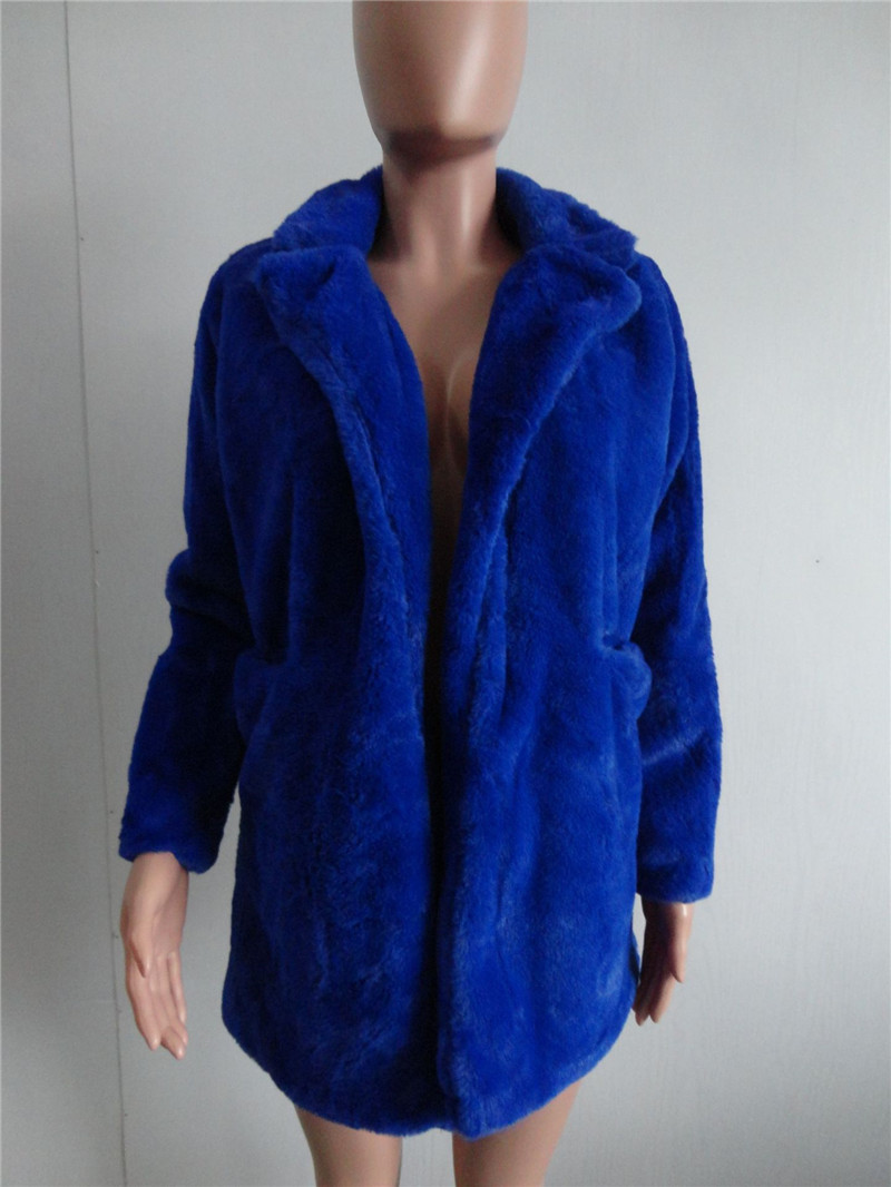 2018 winter women faux fur coat outwear-47