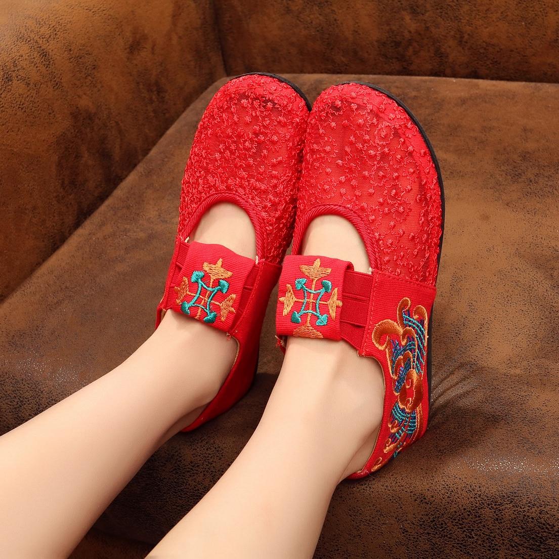 New summer design shoes women fashion lace mesh woman shoes flats bud silk flower shoes one colour<br><br>Aliexpress