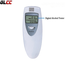 Professional alcohol tester Portable LCD Digitale Alcohol Tester Breathalyzer Analyzer Detector