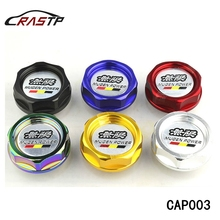 Mugen Power Oil Cap Oil Fuel Filter Racing Engine Tank Cap Cover for HONDA RS-CAP003()
