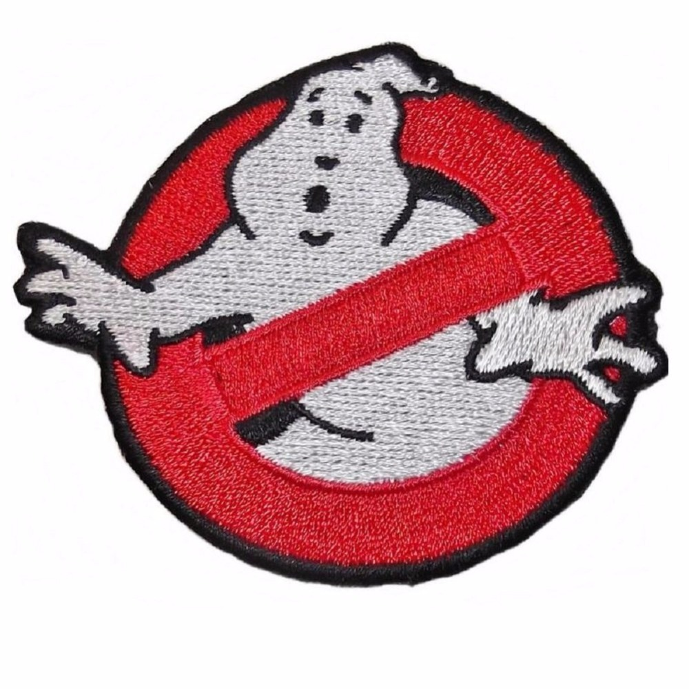 Ghostbuster Movie Embroidered Uniform Logo Patch(China)