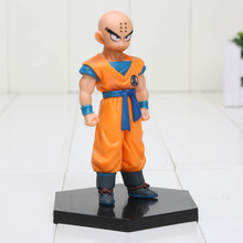 11cm DBZ Dragon Ball Z Figure Super Krillin Kuririn PVC Action Figures Model Toys kids toys