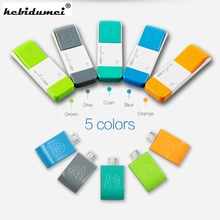kebidumei High Quality Colorful 8G 150Mbps Mini Wireless WIFI USB Flash Drive + 8G USB Disk + 8G OTG U Disk WiFi Hotspot(China)