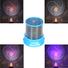 New Romantic LED Universe atmosphere Star Sky Projector Night Lamp Kids Gift Planet starry night Light Kids Bed Lamp lover gift