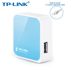 TP-Link WiFi Router TP LINK 150M Mini 3G for Wi-Fi Repeater Wireless Router TL-WR703N 2.4G 802.11b Travel outdoor Routers(China)