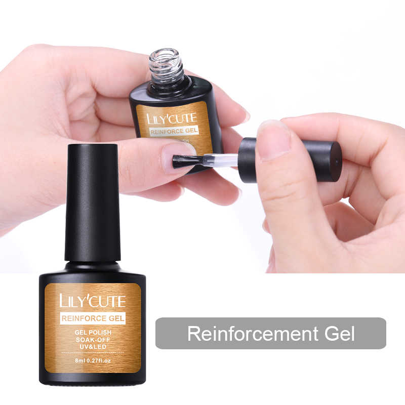 Detail Feedback Questions about LILYCUTE 8ml Nail Strengthener ...