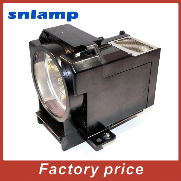 Compatible Projector Lamp ELPLP23/V13H010L23 bulb with housing  for  EMP-8300<br><br>Aliexpress