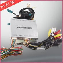 In-Car Parking Assist System Camera Interface GPS Navigation Multimedia Decoder For 2013 Ford Escape(China)