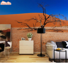ShineHome-Modern 3d Photo Wallpaper Desert Blue Sky Sand View 3d Wall Paper Mural Rolls Papel De Parede Para Quarto Papier Peint
