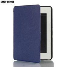 "Ultra Slim Case For Barnes & Noble Nook Glowlight Plus 6"" Ereader Protective Case Cover for NOOK 5(China)"