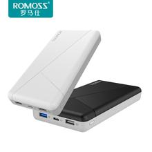 Buy ROMOSS PIE20 PRO 20000mAh Mobile Power Bank QC3.0 PD3.0 iPhone8 External Battery Pack Type-c Two-way Fast Charging Powerbank for $25.29 in AliExpress store