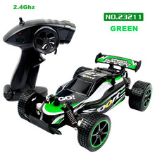 High Quality 1:20 2.4GHZ 2WD Radio Fashion Remote Control Off Road RC RTR Racing Car Truck Free Shipping