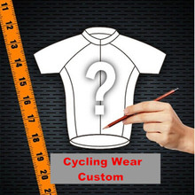 Custom Cycling Jersey Set Sports Jersey Soccer Long and Short Sleeve Sport MTB Road Bike Jersey with Any Size Any Color Logo(China)