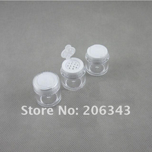 5g powder case with sifter , cream bottle,eyeshadow container,power container,cream jar,Cosmetic Jar,Cosmetic Packaging