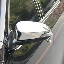 Rearview Door Side Mirror Cover For Toyota Camry Accessories 2012-2015