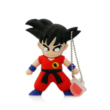 u disk pendrive cartoon Dragon Ball pendrive 2gb 4gb 8g 16g 32g 64g  Kung fu Wukong usb flash drive gift pen drive memory stick