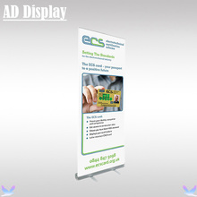 85*200cm 10PCS Wholesale 2.3kg Aluminum Roll Up Banner Display Stand For Trade Show,Exhibition,Promotion,Business(China)