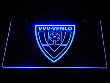 VVV-Venlo Eerste Divisie Netherlands Football LED Neon Signhome decor shop crafts