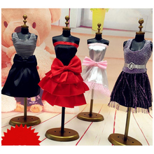 CXZYKING Sorts Beautiful Party Clothes Fashion Dress For Barbie Doll Best Gift Toys For Girl Barbie Wedding Dress Outfits