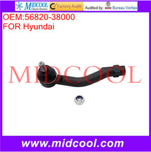 High Quality Auto Parts Front Left Outer Steering Tie Rod End OEM:56820-38000