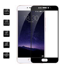 New 0.26mm Full Screen Tempered Glass Film For MEIZU MX6 Screen Protector protective Glass On MEIZU MX 6 Saver 9H Hardness