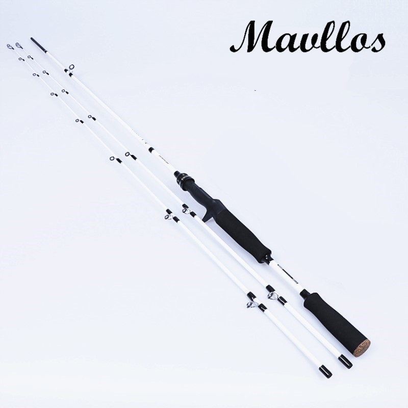 Mavllos Brand M/MH Two Tips Carbon Fishing Rods L.W 8-20Lb Two Sections Lure Rod Lure Weght 8-25g Casting Fishing Rod<br>