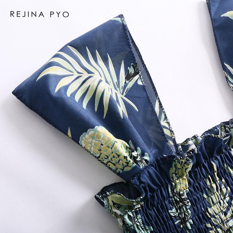 REJINAPYO Women's Sleeveless Floral Printed Casual Shirt Stretching Holiday Beach Tank Tops Women All-match Fashion Camis 11 Online shopping Bangladesh