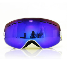 COPOZZ Kids Ski Goggles Double UV400 anti-fog mask glasses skiing Girls Boys Snowboard goggles Brand