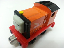 Thomas & Friends No.5 Rusty Magnetic Metal Toy Train Loose Loose Brand New In Stock & Free Shipping