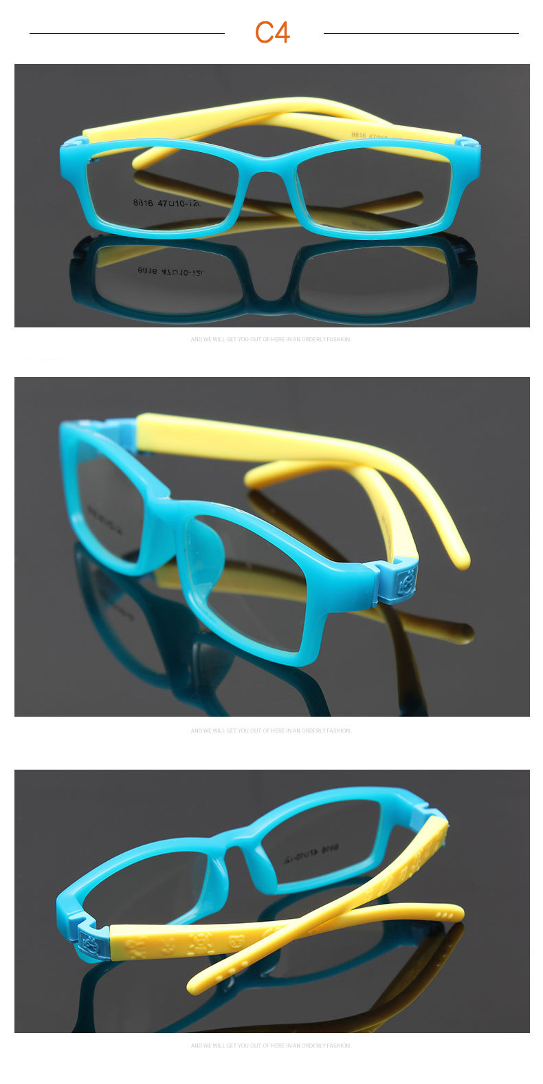 Orderly Fashion Baby Boys Girls Childrens Kids Uv Protection Goggles Eyewear Sunglasses Apparel Accessories