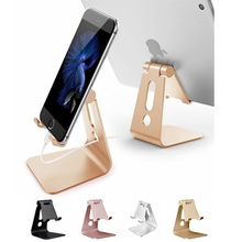 MuTouNiao Universal Aluminum Dock Cradle Cell Phone Stand Holder Stand Switch For Android For iPhone X 6 6s 7 8 Plus 5 5s 5c(China)
