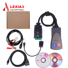 Lexia 3 Diagnostic Tool lexia3 PP2000 diagbox V7.65 software V48 Car scanner For Citroen for Peugeot Professional