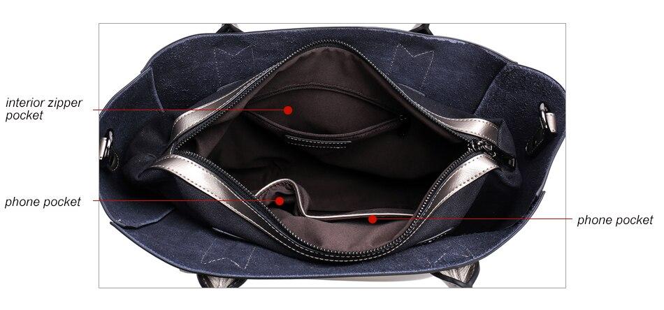 LY.SHARK female bag ladies genuine leather women bag shoulder messenger bag women handbag big famous brand designer fashion tote 12