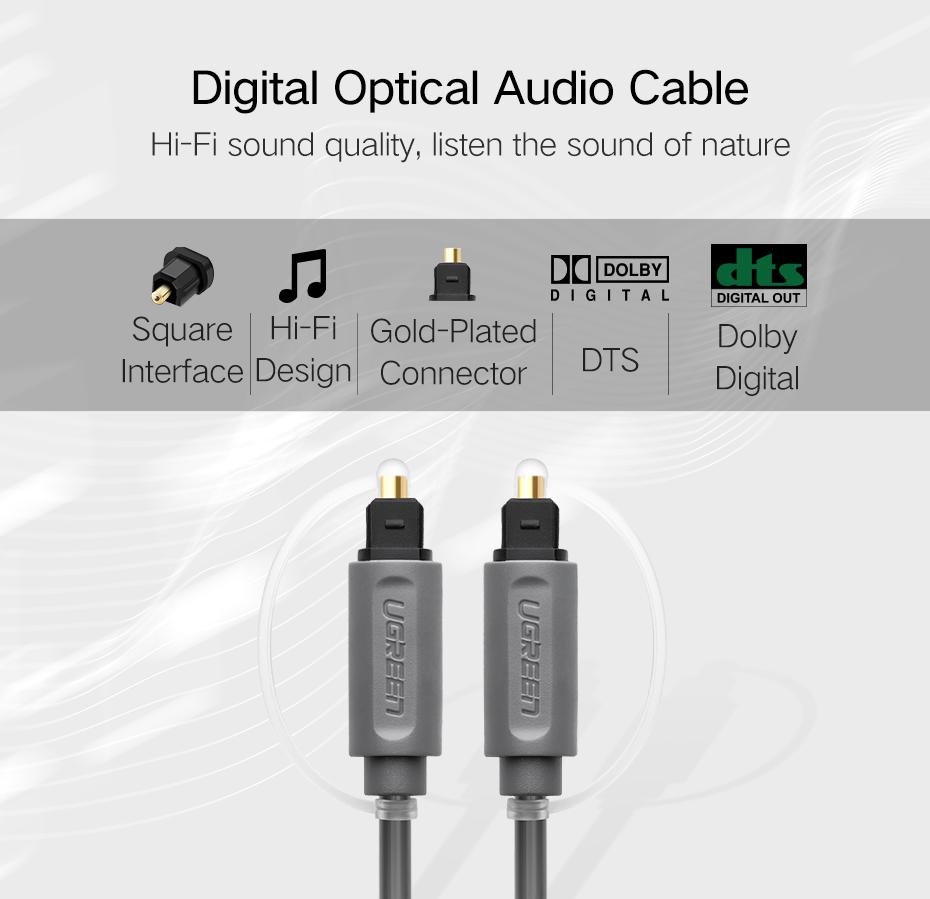 Ühe meetrine audio kaabel
