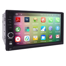 Quad Core Car Electronic auto radio 2 din android 5.1 car radio player stereo GPS Navigation WIFI+Bluetooth+Radio+3G+TV (Option)