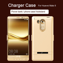Buy Recommend charger case Huawei Mate 8 Portable Ultra Thin Backshell wireless charge case External Battery power bank for $22.90 in AliExpress store
