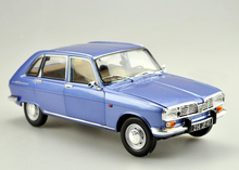 Special offer Out of print Collectibles 1:18 NOREV RENAULT 16 1967 Racing car model Alloy car models
