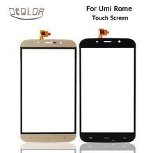 Ocolor For Umi Rome/Rome X Touch Screen Lens Sensor Touch Panel Replacement Mobile Accessories For Umi Rome/Rome X(China)