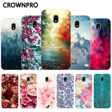 Buy CROWNPRO Soft Cases FOR Samsung J5 2017 Silicone Case Cute TPU Back Cover FOR Samsung Galaxy J5 Pro 2017 J530F Phone Fundas for $1.04 in AliExpress store