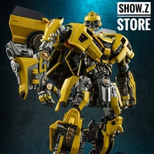 [Show.Z Store] Weijiang M03 Movie Battle Blades Battle Hornet Transformation Action Figure(China)