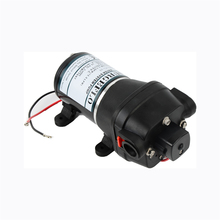 Miniature 24V 120W DC Low Pressure Electric Diaphragm Pump Irrigation Motorhome/RV/Touring Car Water Supply FL-34