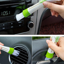 Keyboard Dust Collector Computer Clean Tools Window Blinds Cleaner Car Brush Home Cleaning tools(China)
